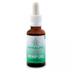 CBD Hemp Oil 2% (600mg) in 30ml
