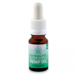 CBD Hemp Oil 5% (500mg) in 10ml
