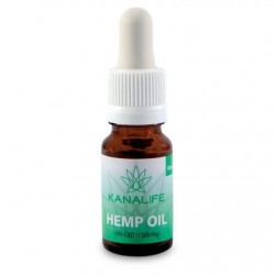 CBD Hemp Oil 15% (1500mg) in 10ml