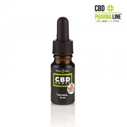 CBD Drops 10ml 3% (300 mg)